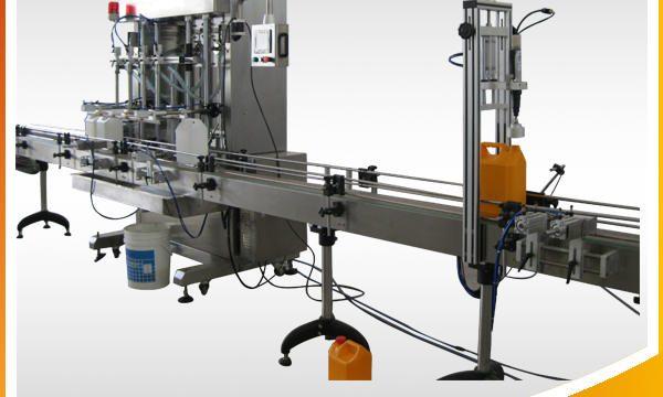 Automatische Schmucksache-Reinigungsmittel-flüssige Füllmaschine
