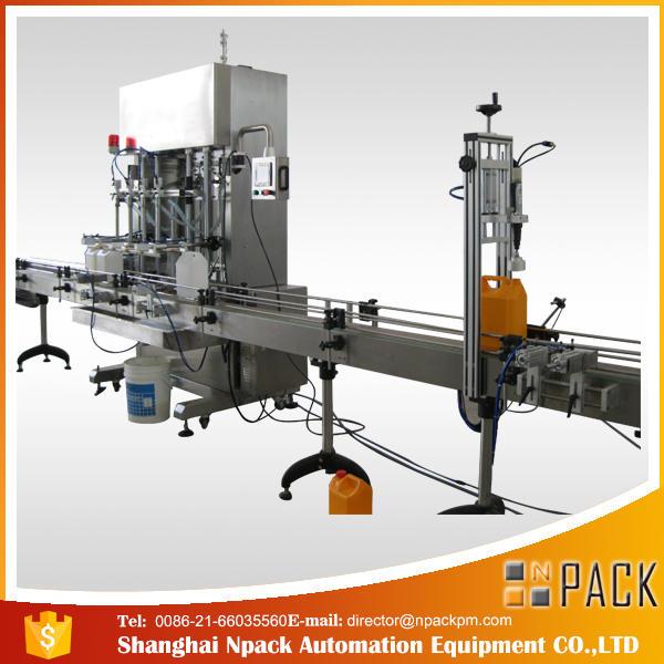 자동 보석 클리너 액체 충진 기계