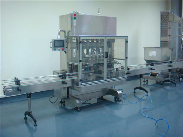Automatic Vinegar Time Gravity Liquid Filling Machine