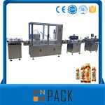 China Supplier Automatic Honey Bottle Liquid Filling Machine