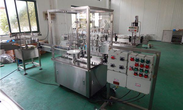 Automatica di Viscusità Liquid Filling Machine