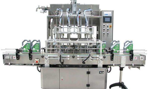 Machine de remplissage liquide de détergent liquide de machine de remplissage de haute qualité de meilleur prix