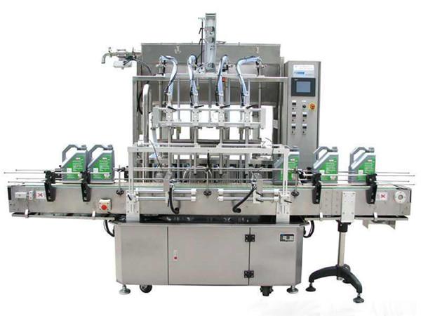 Machine de remplissage de détergent liquide de la meilleure qualité liquide de machine de remplissage de prix
