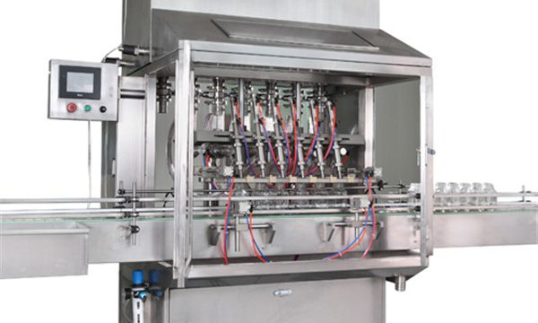 Sina Ekato Own Complete Car Engine Oil Filling Production Line, Oil Filling Machine
