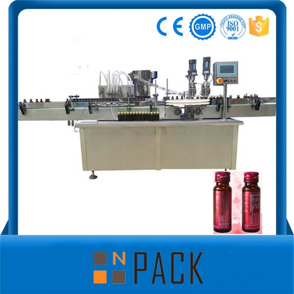 Semi-Automatic Vacuum Liquid Filling Machine Price Low