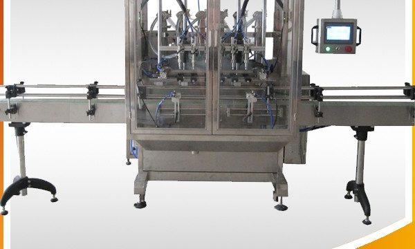Automatic Olive Oil And Cream And Liquid Filling Machine