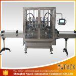 Vätskefyllnadsmaskin för automatisk överflöde