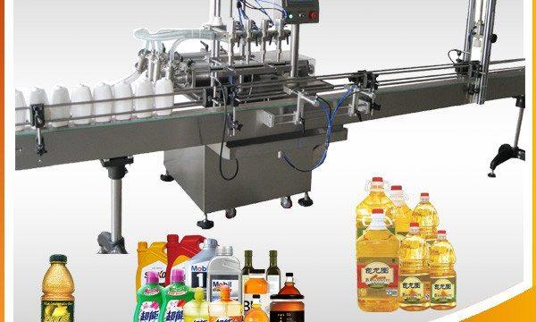 1L-4L машина за пълнене на смазочни масла