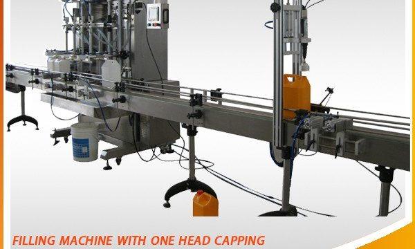 Vulstoerusting Tipe Orale Vloeistof Vul Machine Met Lae Prys
