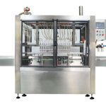 Vollautomatische 10-Kopf-Creme-Marmeladen-Füllmaschine