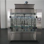 Automatic 12 Heads Atmospheric Pressure Liquid Filling Machine