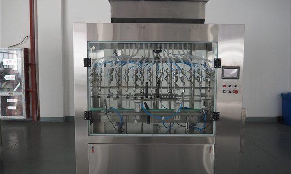 Automatische 12-Druckluft-Füllmaschine