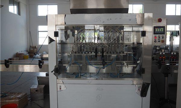 Професионална аутоматска машина за пуњење уља