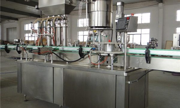 Competitive Manufacturer High Tech Coconut Oil Filling Machine