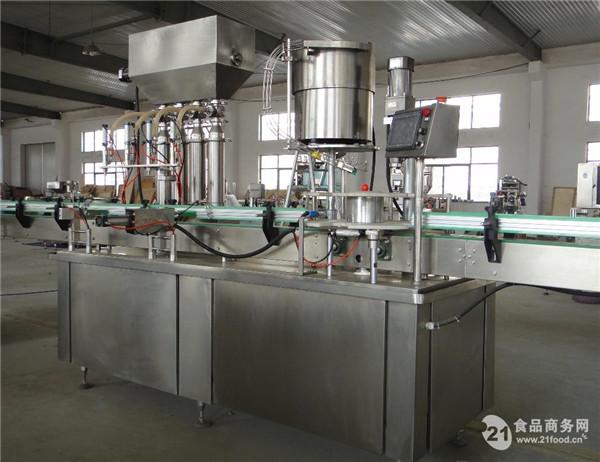 Konkurransedyktig produsent High Tech Coconut Oil Filling Machine