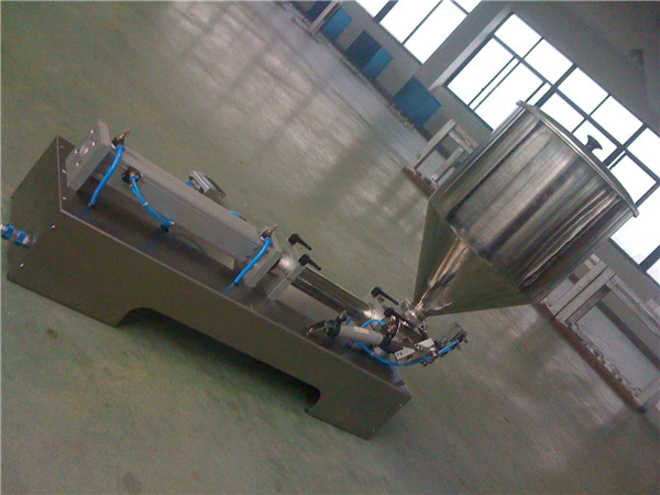 Low price chili sauce filling machine