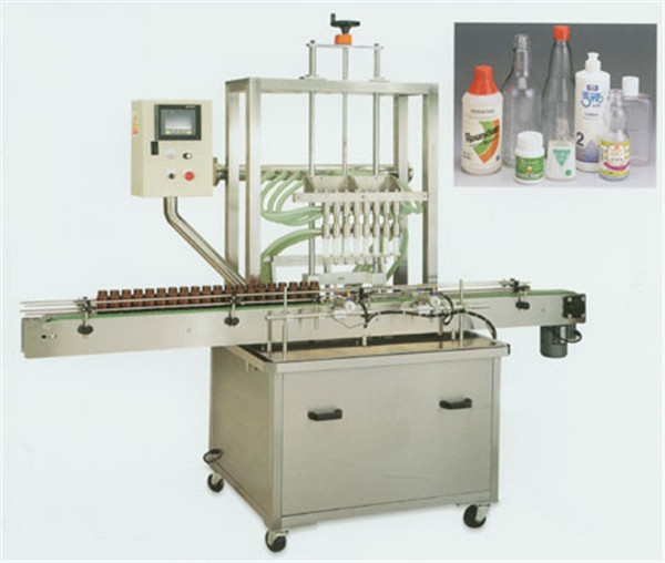 China Top Quality Gravity Type Liquid Filling Machine
