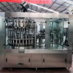 Mesin Pengisian Liquid Stainless Steel Automatik Untuk Air Minyak / Bersih