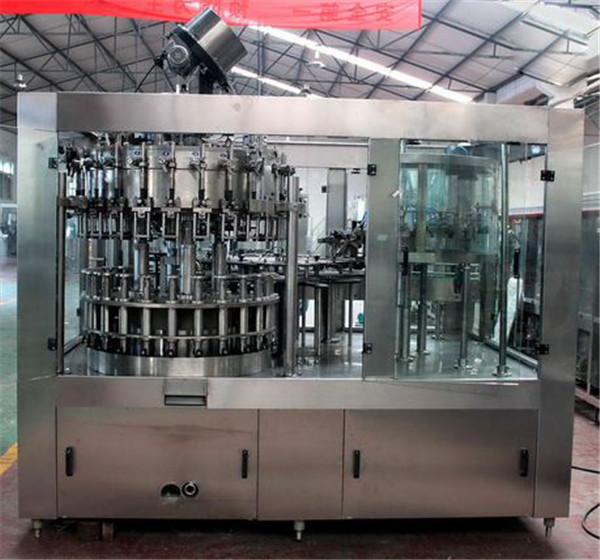 Automatic Stainless Steel Liquid Filling Machine For Oil/Purified Water