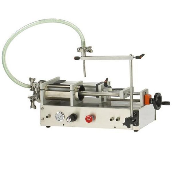 Machine de remplissage liquide moussante semi-automatique de bonne qualité