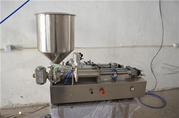 Semi Automatic Manual Oil Filling Machine Cosmetic