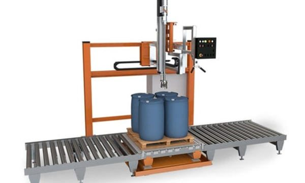 200L Drum Liquid Filling Machine