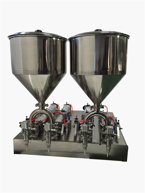 Durable Semi-Auto Cream Filling Machine
