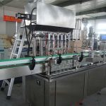 Fully Automatic Tomato Ketchup Filling Machine