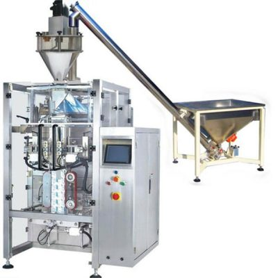 new automatic coffee powder filling machine