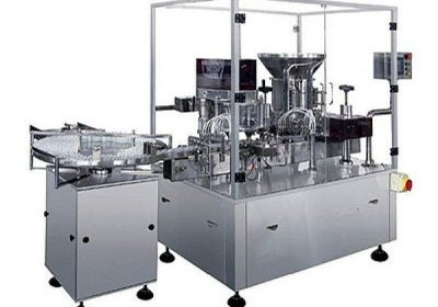 Ṣiṣẹpọ Injection Filling Machine