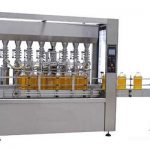 Precision Precision Automatic Lubricating / Edible Oil Filling Machine 2000ml-5000ml
