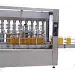 Hög precisionsautomatisk smörjning / ätbar oljepåfyllningsmaskin 2000ml-5000ml
