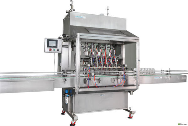 6 Heads Honey Filling Machine