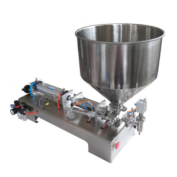 High Efficiency Manual Honey Filling Machine