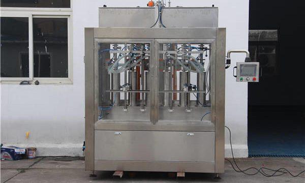 Macchina di riempimento automatica della bottiglia di jam