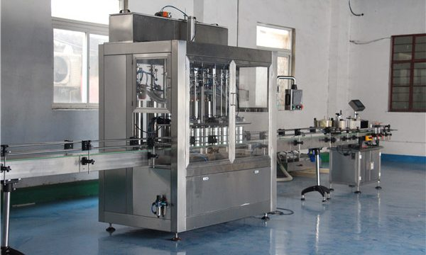 Wholesale Automatic Fruit Jam Filling Machine