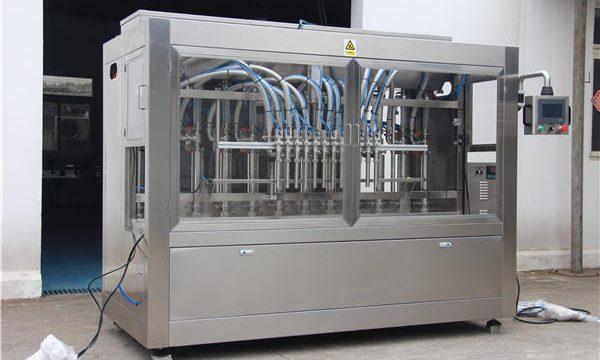 W pełni automatyczna maszyna do napełniania miodu w butelkach