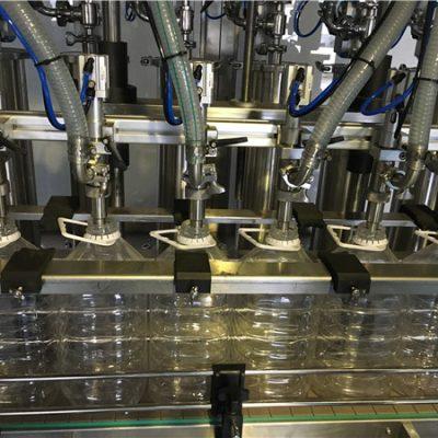 قیمت کارخانه رقابتی 5L دستگاه پر کننده روغن نباتی اتوماتیک