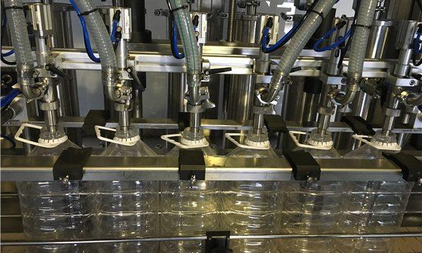 Machine de remplissage d'huile végétale automatique concurrentielle de prix usine 5L