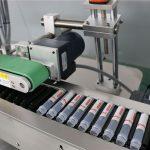 Vodoravni avtomatski stroj za etiketiranje viale