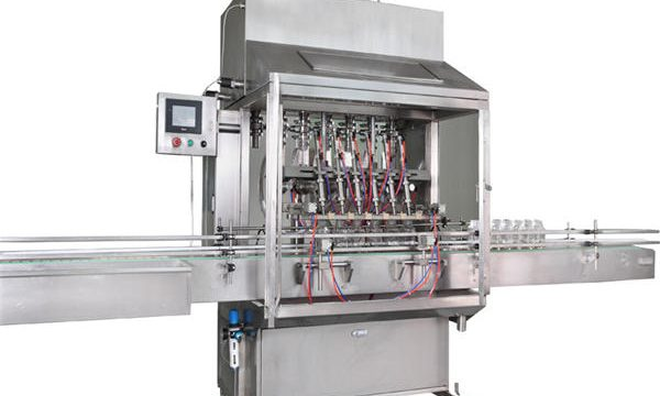 Professionel fabrikant automatisk Blueberry Jam Filling Machine