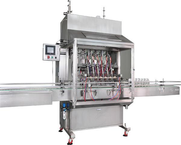 Professional Manufacturer Automatic Blueberry Jam Filling Machine