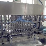 8 Heads Jam Filling Machine