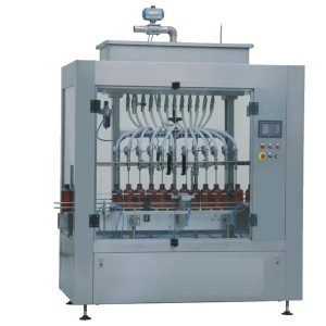 High Speed Automatic Pesticide Filling Machine