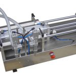 Low price Manual Piston Liquid Filling Machine