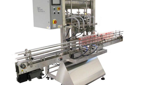 የራስ-ሙዝ Piston Filling Machine