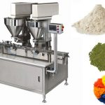 Automatic 2 Heads Powder Filling Machine