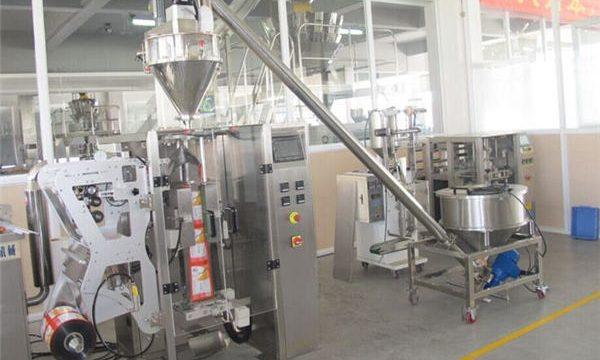 Yükseltici Toz ve Otomatik Toz Torbası Dolum Makinesi