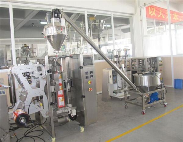 Elevating Powder And Automatic Powder Bag Filling Machine