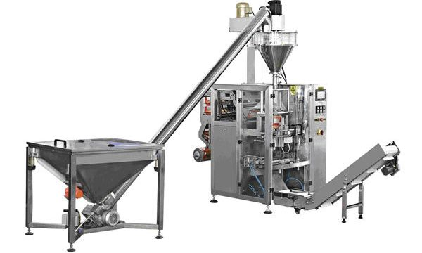 Automatic Bottle Type Spiral Feeding Powder Filling Machine